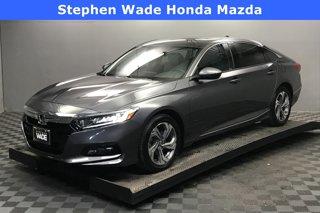 Used 2019 Honda Accord Sedan EX-L 1.5T CVT