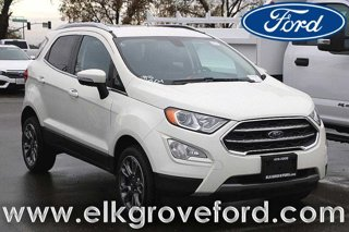 New 2020 Ford EcoSport Titanium 4WD