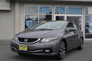 Used 2015 Honda Civic Sedan EXL