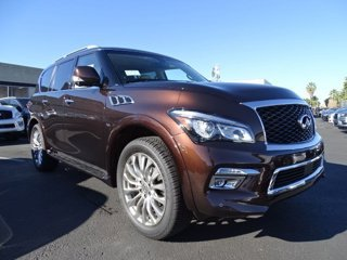 New 2017 Infiniti QX80 AWD
