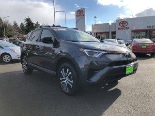 Used 2017 Toyota RAV4 LE AWD