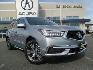 New 2017 Acura MDX SH-AWD Sport Utility