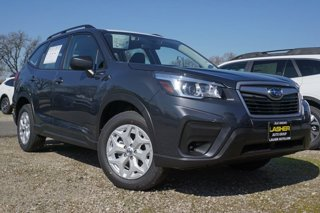 New 2020 Subaru Forester CVT Sport Utility