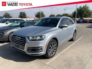 Used 2017 Audi Q7 Premium Plus Sport Utility