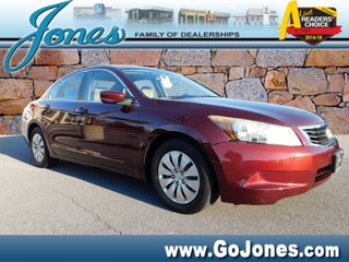 Used 2010 Honda Accord Sdn 4dr I4 Auto LX
