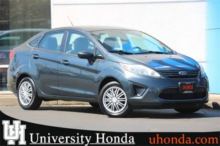 Used 2011 Ford Fiesta 4dr Sdn S