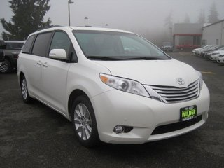 Used 2014 Toyota Sienna 5dr 7-Pass Van V6 Ltd AWD