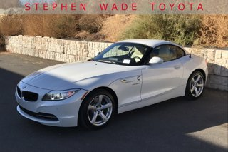 Used 2016 BMW Z4 sDrive28i Convertible