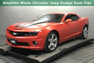 Used 2013 Chevrolet Camaro 2dr Cpe SS w-1SS