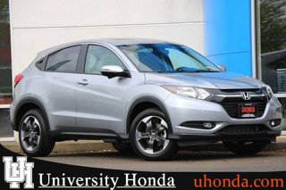 New 2018 Honda HR-V EX AWD CVT