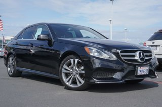 Used 2016 Mercedes-Benz E-Class 4dr Car