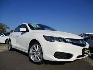 New 2017 Acura ILX Sedan w-Technology Plus Pkg 4dr Car