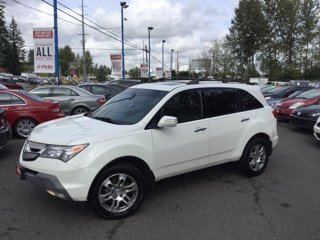 Used 2008 Acura MDX 4WD 4dr