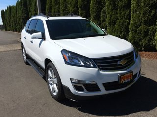 New 2017 Chevrolet Traverse AWD 4dr LT w-1LT