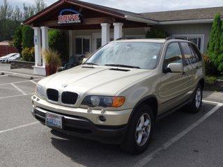 Used 2001 BMW X5 X5 4dr AWD 3.0L