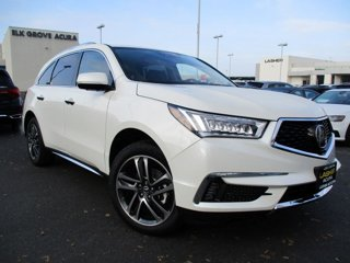 New 2017 Acura MDX FWD w-Advance-Entertainment Pkg Sport Utility