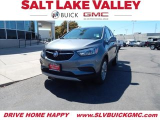 New 2020 Buick Encore AWD 4dr Preferred