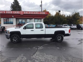 Used 2012 Chevrolet C-K 3500 Pickup - Silverado Work Truck