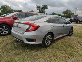Used 2018 Honda Civic Sedan in Lakeland, FL