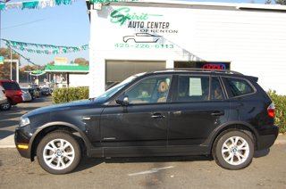 Used 2009 BMW X3 AWD 4dr 30i