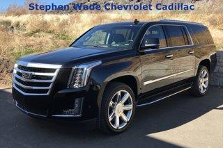 Used 2019 Cadillac Escalade ESV Premium Luxury Sport Utility