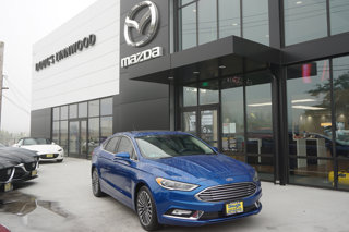 Used 2017 Ford Fusion Energi PLUGIN
