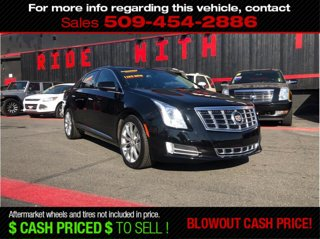 Used 2015 Cadillac XTS 4dr Sdn Luxury AWD