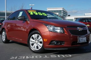 Used 2012 Chevrolet Cruze 4dr Sdn LS 4dr Car