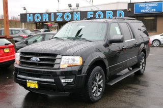 New 2017 Ford Expedition EL Limited 4x4