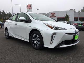 New 2021 Toyota Prius XLE AWD-e