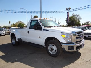 New 2016 Ford Super Duty F-350 DRW 2WD Reg Cab 137 XLT