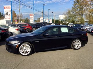 Used 2015 BMW 5 Series 4dr Sdn 535i RWD