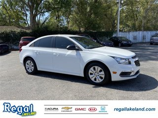Used 2016 Chevrolet Cruze Limited in Lakeland, FL