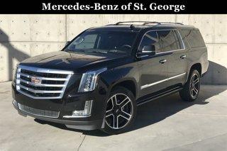 Used 2018 Cadillac Escalade ESV 4WD 4dr Premium Luxury