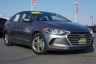 Used 2018 Hyundai Elantra SEL 2.0L Auto (Alabama) 4dr Car