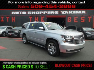Used 2015 Chevrolet Suburban 4WD 4dr LTZ