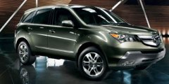 Used 2007 Acura MDX 4WD 4dr Tech Pkg