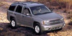 Used 2002 Chevrolet TrailBlazer 4dr 4WD LS