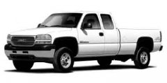Used 2002 GMC Sierra 2500HD Ext Cab 143.5 WB 4WD SLE
