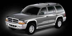 Used 2002 Dodge Durango 4dr 4WD SLT Plus