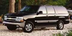 Used 2003 Chevrolet Suburban 4dr 1500 4WD LT