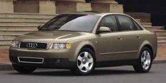 Used 2003 Audi A4 4dr Sdn 3.0L quattro AWD Auto