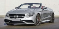 New 2017 Mercedes-Benz S-Class AMG S63 4MATIC Cabriolet
