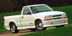 Used 2000 Chevrolet S-10 Reg Cab 108 WB