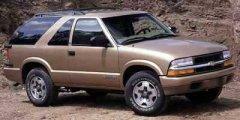Used 2000 Chevrolet Blazer 2dr LS
