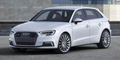 New 2018 Audi A3 Sportback e-tron 1.4 TFSI  PHEV Premium