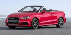 New 2018 Audi A3 Cabriolet 2.0 TFSI Premium FWD
