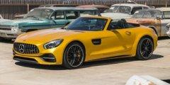 New 2019 Mercedes-Benz AMG GT C Roadster