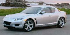 Used 2004 Mazda RX-8 4dr Cpe 6-Spd Manual