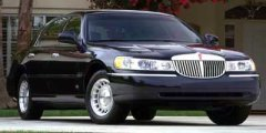 Used 2000 LINCOLN Town Car 4dr Sdn Signature